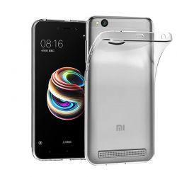 Funda de TPU Silicona Transparente para Xiaomi Redmi 5A