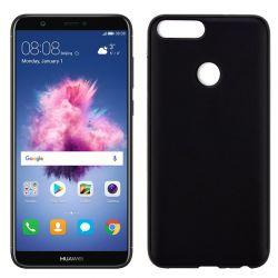 Funda de TPU Mate Lisa para Huawei P Smart Silicona Negro
