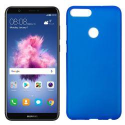 Funda de TPU Mate Lisa para Huawei P Smart Silicona Azul