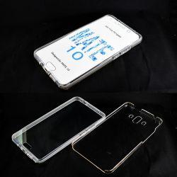 Funda TPU Doble 360 Frontal Trasera Sin Puntos para Huawei Mate 10