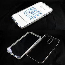 Funda TPU Doble 360 Frontal Trasera Sin Puntos - Huawei Mate 10 Lite