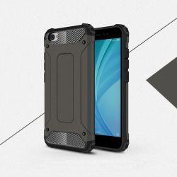 Funda Forcell Armor Tech Gris híbrida - Xiaomi Redmi Note 5A