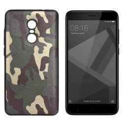 Funda Forcell Camuflaje de TPU flexible para Xiaomi Redmi Note 4X