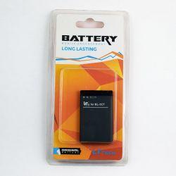Batería interna BL-5CT compatible con Nokia 5220, 3720c, 5630 1050 mAh