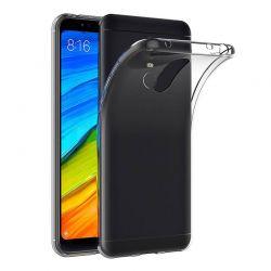 Funda de TPU Silicona Transparente para Xiaomi Redmi 5 Plus