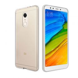 Funda de TPU Silicona Transparente para Xiaomi Redmi 5