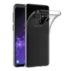 Funda de TPU Silicona Transparente para Samsung Galaxy S9 Plus
