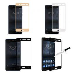 Protector de pantalla de Cristal Templado Completo para Nokia 5
