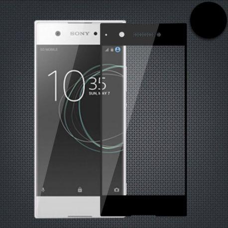 Protector de pantalla de Cristal Templado Completo - Sony Xperia XA1
