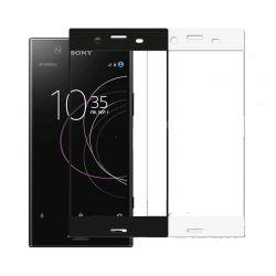 Protector de pantalla de Cristal Templado Completo - Sony Xperia XZ1