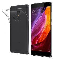 Funda TPU Silicona Transparente para Xiaomi Redmi Note 4X