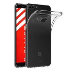Funda de TPU Silicona Transparente para Huawei P Smart