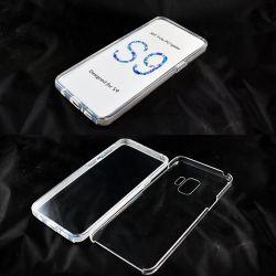 Funda Doble 360 Frontal y Trasera Sin Puntos para Samsung Galaxy S9