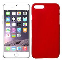 Funda de TPU Mate Lisa para iPhone 7 / iPhone 8 Silicona Rojo