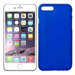 Funda de TPU Mate Lisa para iPhone 7 Plus / iPhone 8 Plus Silicona Azul