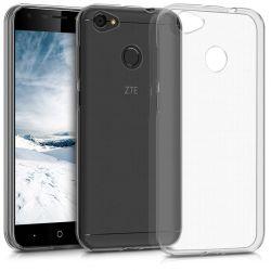 Funda de TPU Silicona Transparente para ZTE Blade A6 / A6 Premium