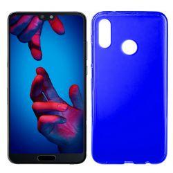 Funda de TPU Mate Lisa para Huawei P20 Lite Silicona Azul