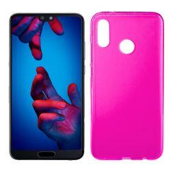 Funda de TPU Mate Lisa para Huawei P20 Lite Silicona Rosa