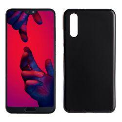 Funda de TPU Mate Lisa para Huawei P20 Pro Silicona Negro