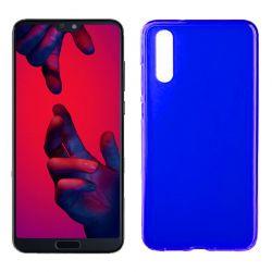 Funda de TPU Mate Lisa para Huawei P20 Pro Silicona Azul