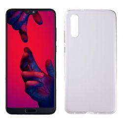 Funda de TPU Mate Lisa para Huawei P20 Pro Silicona Blanco