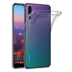 Funda de TPU Silicona Transparente para Huawei P20 Pro