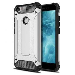Funda Forcell Armor Tech Plata híbrida - Xiaomi Redmi Note 5A Prime