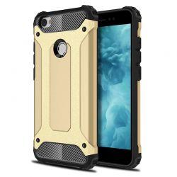 Funda Forcell Armor Tech Dorado híbrida - Xiaomi Redmi Note 5A Prime