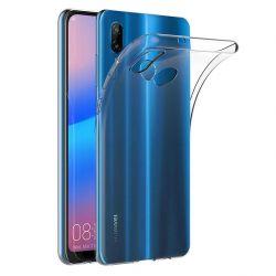 Funda de TPU Silicona Transparente para Huawei P20 Lite
