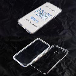 Funda TPU Doble 360 Frontal Trasera Sin Puntos Huawei P Smart