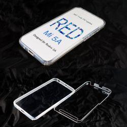 Funda TPU Doble 360 Frontal Trasera Sin Puntos - Xiaomi Redmi 5A