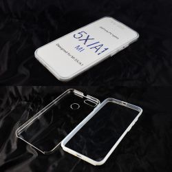 Funda Doble Cara 360 Completa Sin Puntos para Xiaomi Mi A1 / Mi 5X