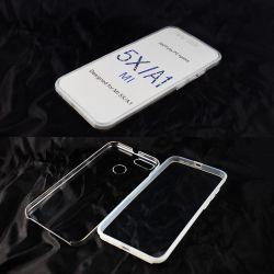 Funda TPU Doble 360 Frontal Trasera Sin Puntos - Xiaomi Mi A1 / Mi 5X