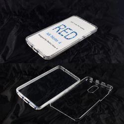 Funda TPU Doble 360 Frontal Trasera Sin Puntos - Xiaomi Redmi Note 4