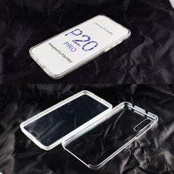 Funda TPU Doble 360 Frontal Trasera Sin Puntos para Huawei P20 Pro