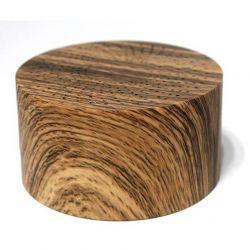 Altavoz Bluetooth madera decorativo, ranura microSD, USB y Manos Libres