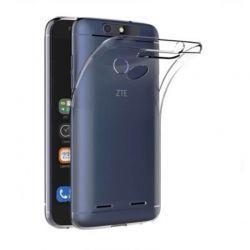 Funda de TPU Silicona Transparente para ZTE Blade V8 Lite