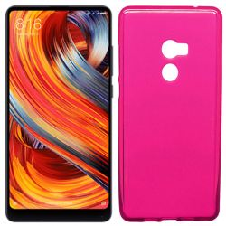 Funda TPU Mate Lisa para Xiaomi Mi Mix 2 Silicona flexible Rosa