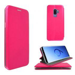Funda de libro Elegance - Samsung Galaxy S9 Rosa