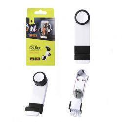Soporte 360 Universal ajustable para Aire Acondicionado de coche Blanco