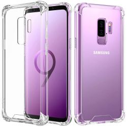 Funda esquinas reforzadas de Silicona - Samsung Galaxy S9 Plus