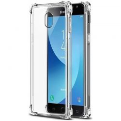 Funda esquinas reforzadas de Silicona - Samsung Galaxy J5 2017