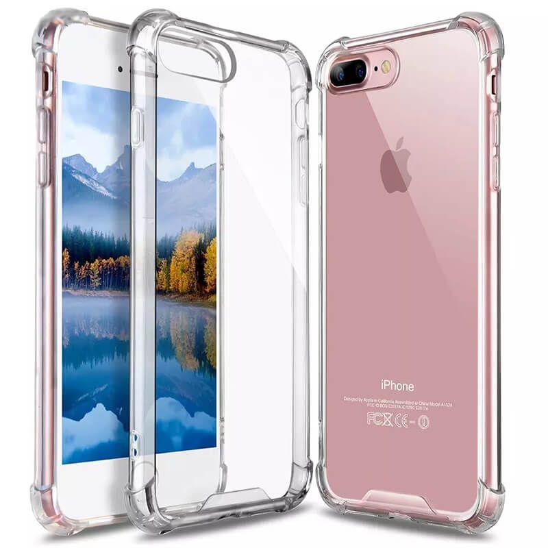 5bffcd350e0 Funda con esquinas reforzadas de silicona - iPhone 8 Plus / 7 Plus