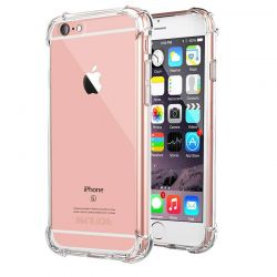 Funda con esquinas reforzadas de silicona - iPhone 8 / iPhone 7