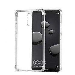 Funda Transparente Silicona esquinas reforzadas - Huawei Mate 10 Lite