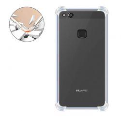 Funda Transparente Silicona con esquinas reforzadas - Huawei P10 Lite