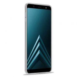 Funda de TPU de silicona Transparente para Samsung Galaxy A6