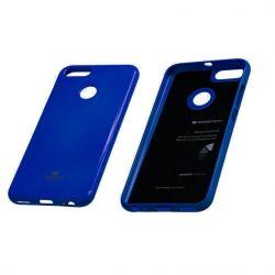 Funda Trasera Jelly Mercury Xiaomi Mi 5X / Mi A1 de Silicona Azul