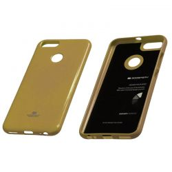 Funda Trasera Jelly Mercury Xiaomi Mi 5X / Mi A1 de Silicona Dorado