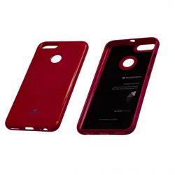Funda Trasera Jelly Mercury Xiaomi Mi 5X / Mi A1 de Silicona Rojo